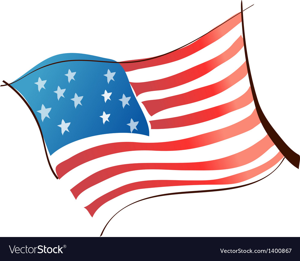 National flagthe national flag vector