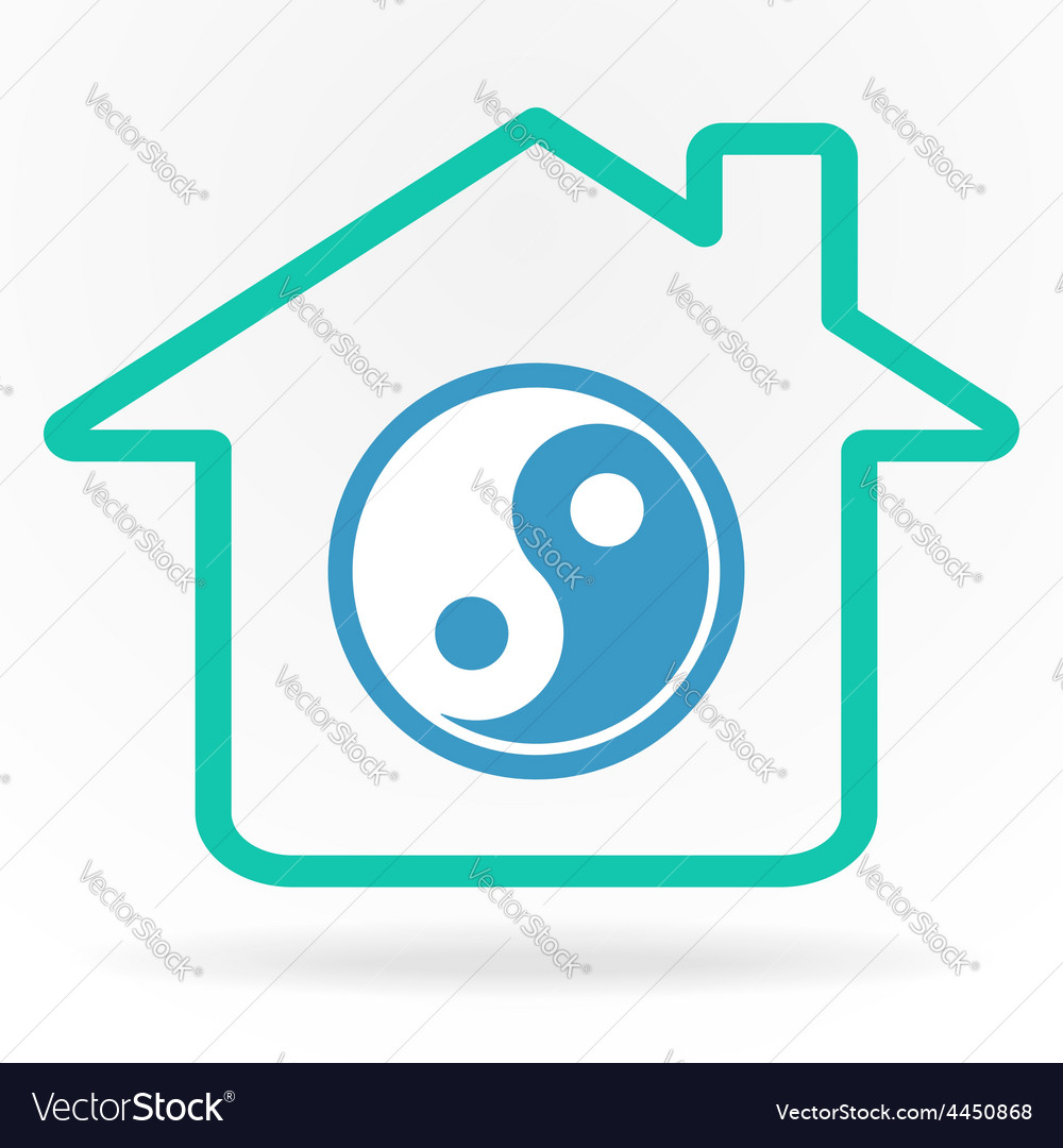 Harmony at home vector | Price: 1 Credit (USD $1)