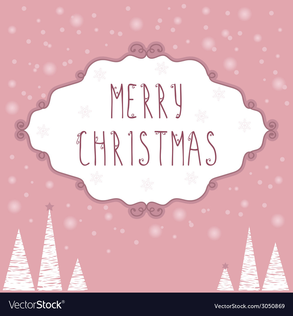 Christmas greeting card christmas background with vector | Price: 1 Credit (USD $1)