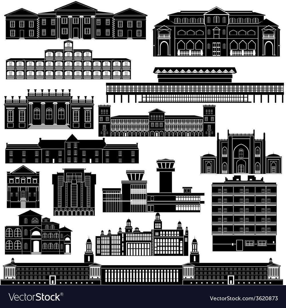 Architecture africa vector   Price: 1 Credit (USD $1)