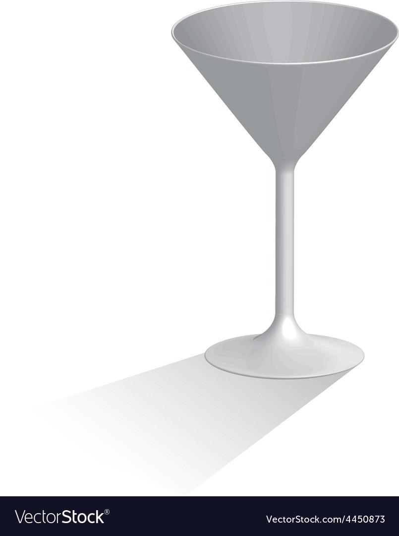 Martini glass vector   Price: 1 Credit (USD $1)