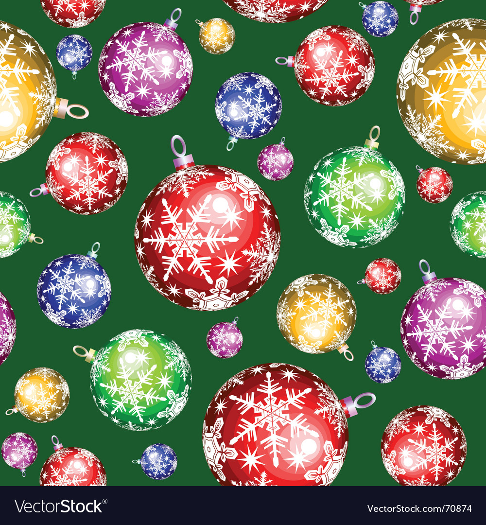 Seamless christmas vector | Price: 1 Credit (USD $1)