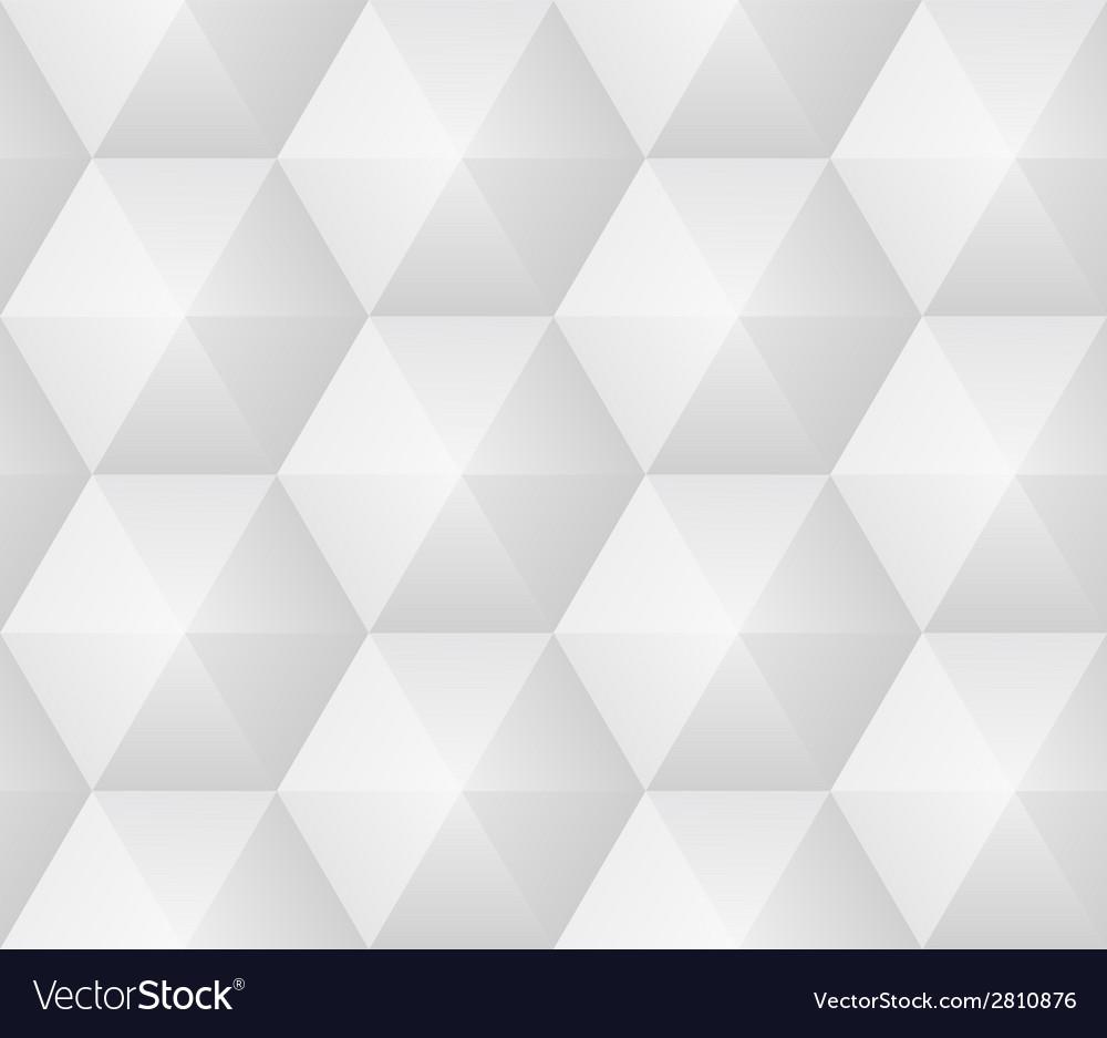 Seamless pattern - geometric modern hexagon polygo vector | Price: 1 Credit (USD $1)