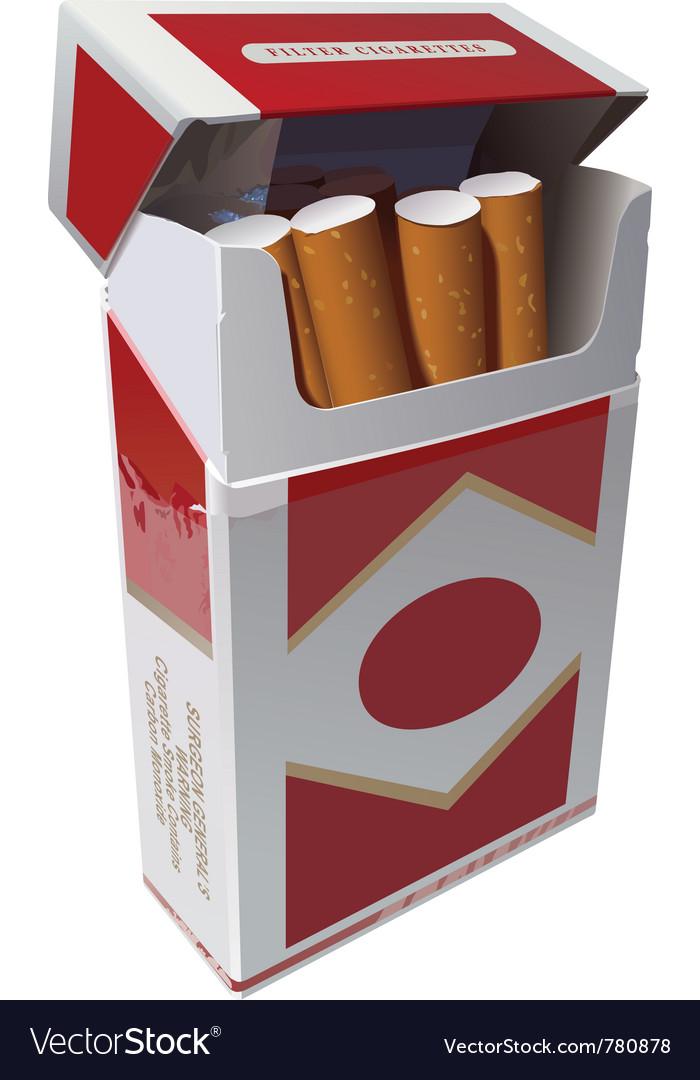 Cigarettes vector   Price: 1 Credit (USD $1)