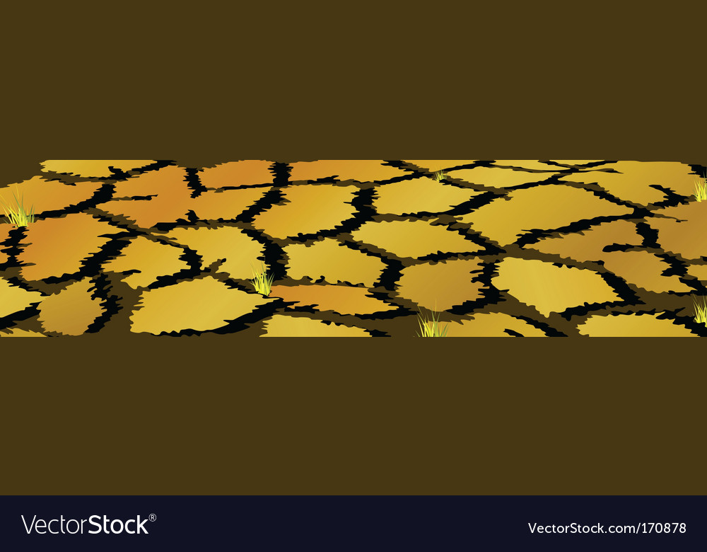 Drought vector | Price: 1 Credit (USD $1)