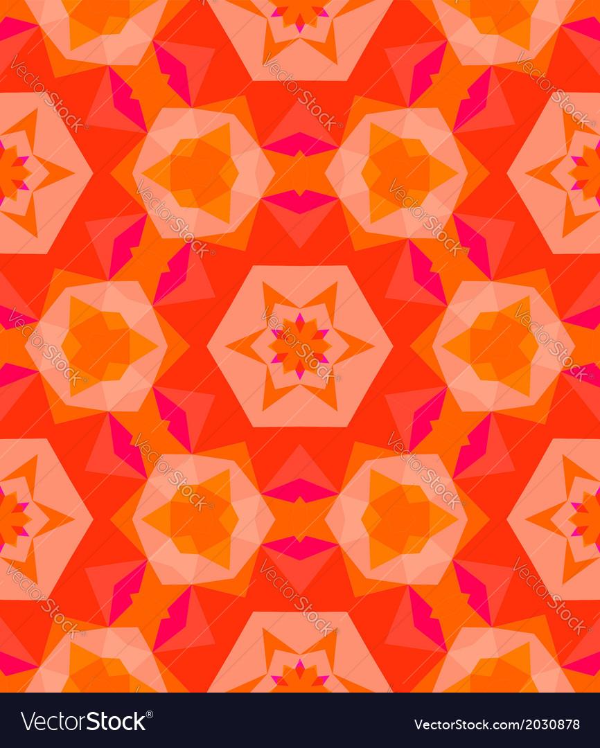 Multicolor geometric pattern in bright color vector | Price: 1 Credit (USD $1)