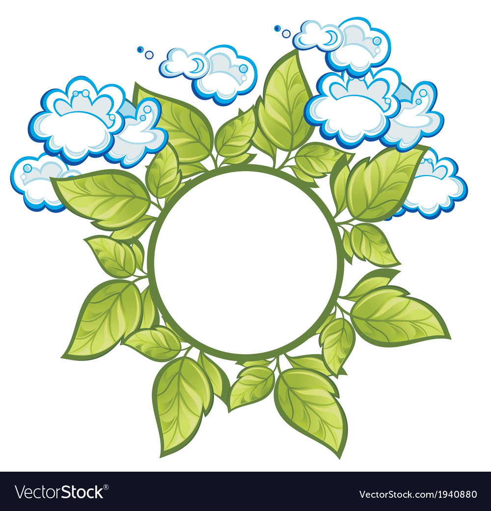 Spring frame vector | Price: 1 Credit (USD $1)