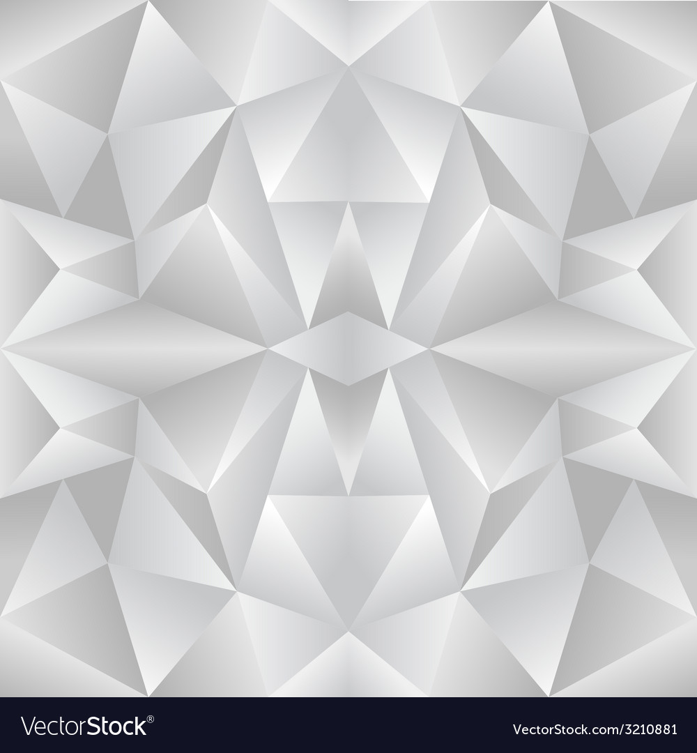 Abstract triangular gradient background vector | Price: 1 Credit (USD $1)