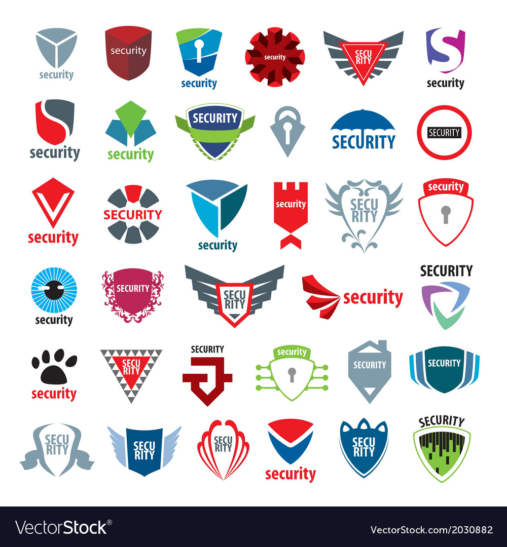 Biggest collection of logos protection and vector | Price: 1 Credit (USD $1)