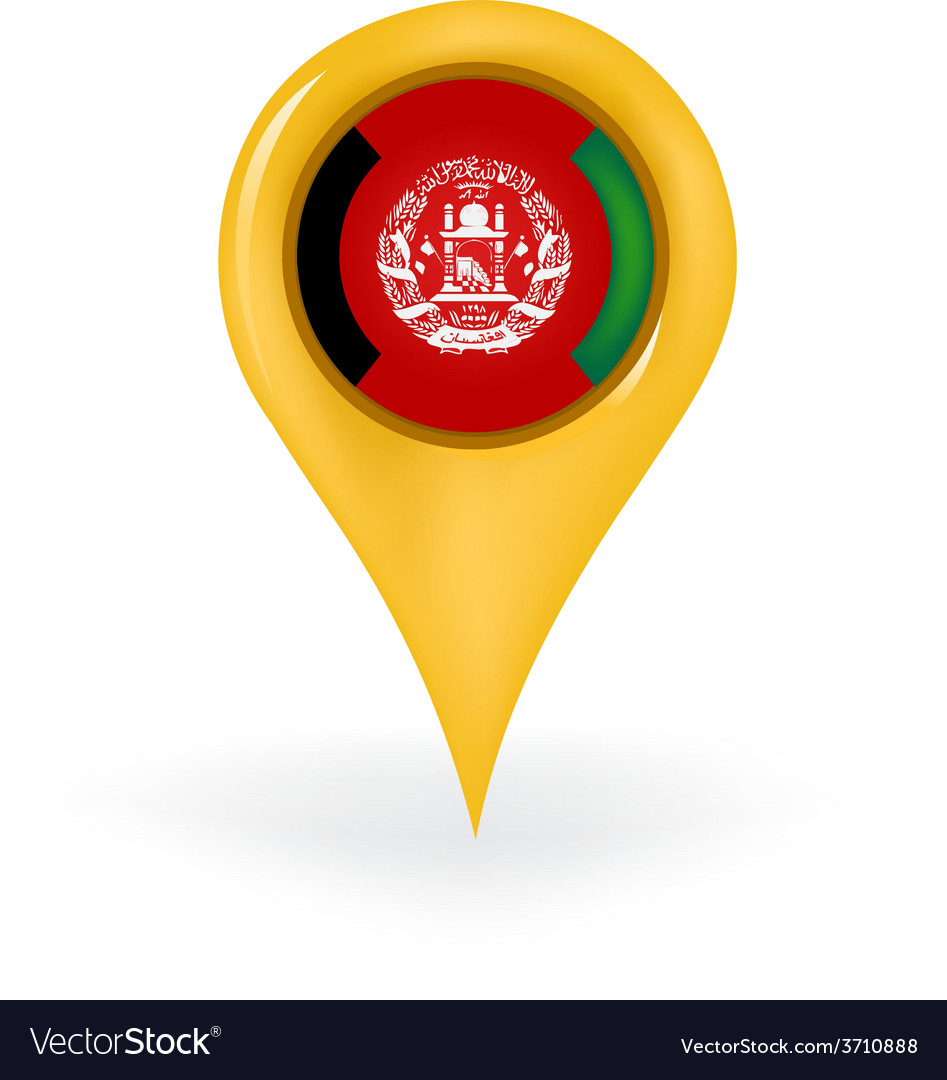 Location afghanistan vector | Price: 1 Credit (USD $1)