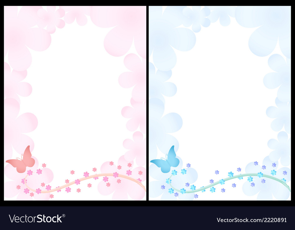 Romantic backgrounds vector | Price: 1 Credit (USD $1)