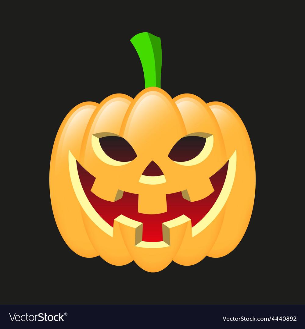 Halloween cartoon design vector | Price: 1 Credit (USD $1)