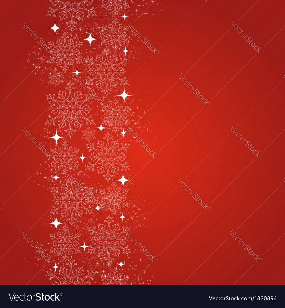 Merry christmas sparks decorations elements border vector | Price: 1 Credit (USD $1)