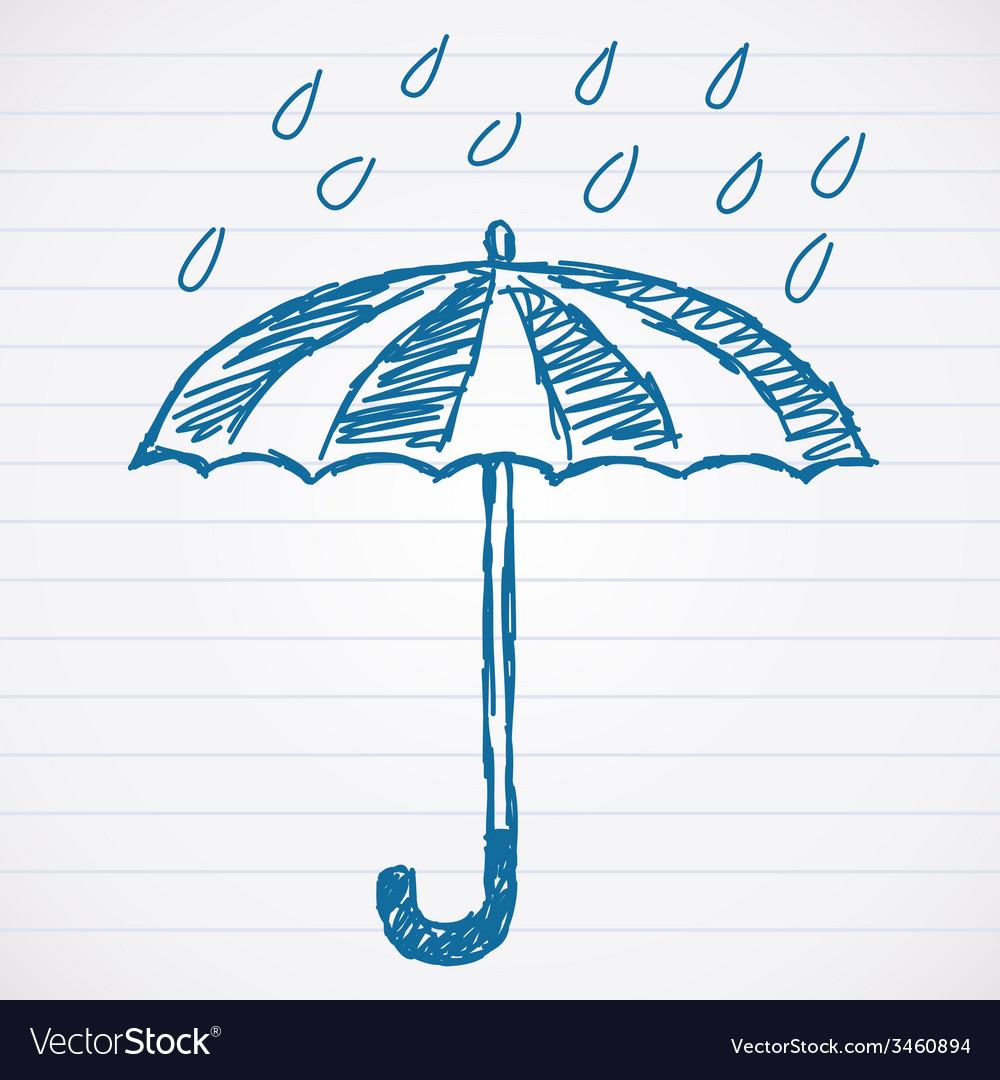 Umbrella vector   Price: 1 Credit (USD $1)