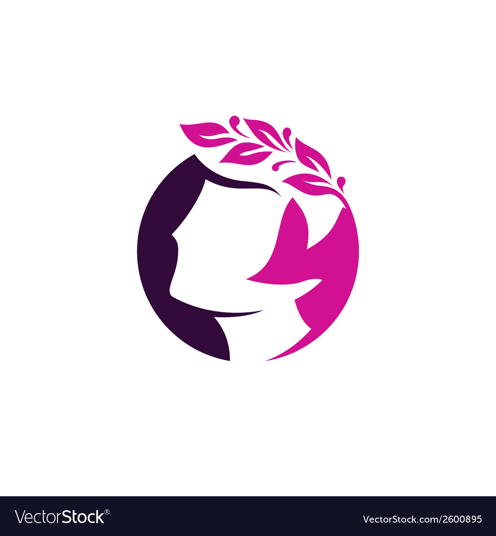 Beauty vip salon sign vector | Price: 1 Credit (USD $1)