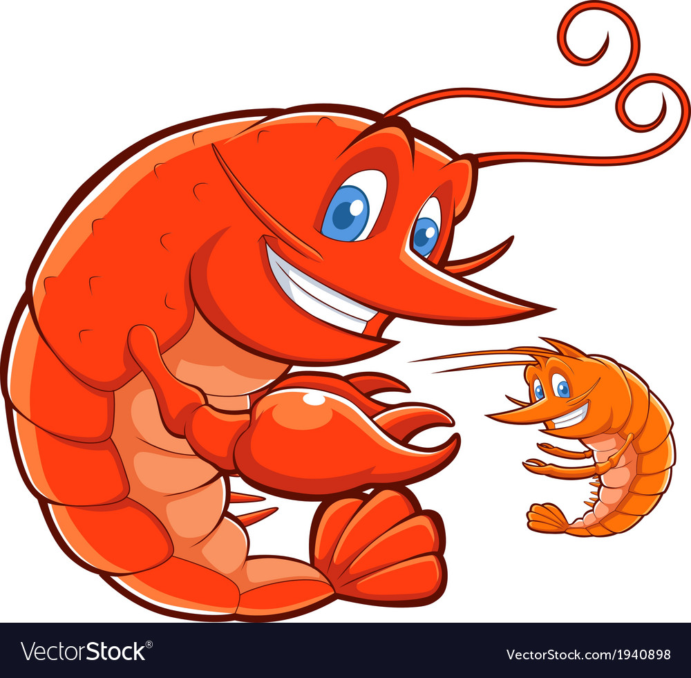 Lobster vector | Price: 3 Credit (USD $3)