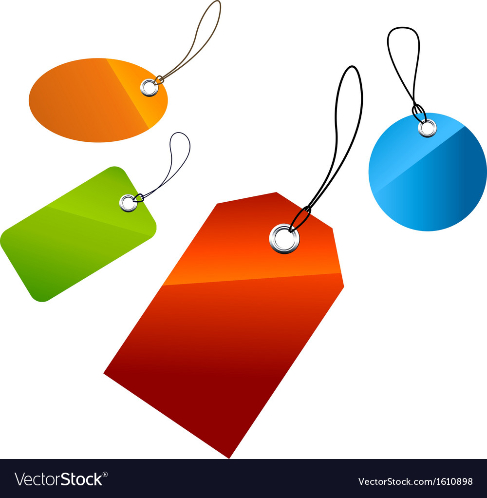 Shopping buy and sale label vector   Price: 1 Credit (USD $1)