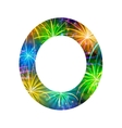 Number of colorful firework zero vector