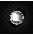 Photo film in cartridge icon vector