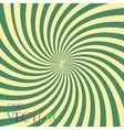 Stripes circle abstract vector