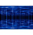 Abstract virtual technology vector