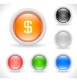 Webiste template icons vector