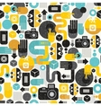 Photo man seamless background vector