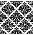Damask dainty seamless pattern vector
