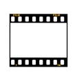 Frame of film vector