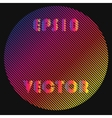 Spectrum logo template beautiful design element vector