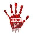 Stop the war vector
