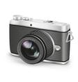 Amateur camera vector