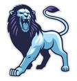 Lion stance vector