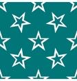 Star web icon flat design seamless gray pattern vector