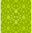 Eastern eggs seamless pattern vector