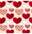 Valentins day seamless pattern vector