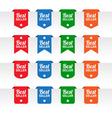Best seller paper tag labels vector