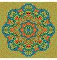 Arabesque decorative element vector
