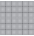 Gray tile seamless pattern background vector
