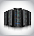 Network servers set vector
