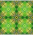 Seamless mosaic ornament vector
