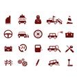 Auto car service icon vector