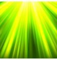 Green luminous rays eps 8 vector