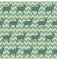 Seamless pattern with goats symbol of 2015 vector