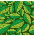 Seamless vintage grunge floral pattern vector