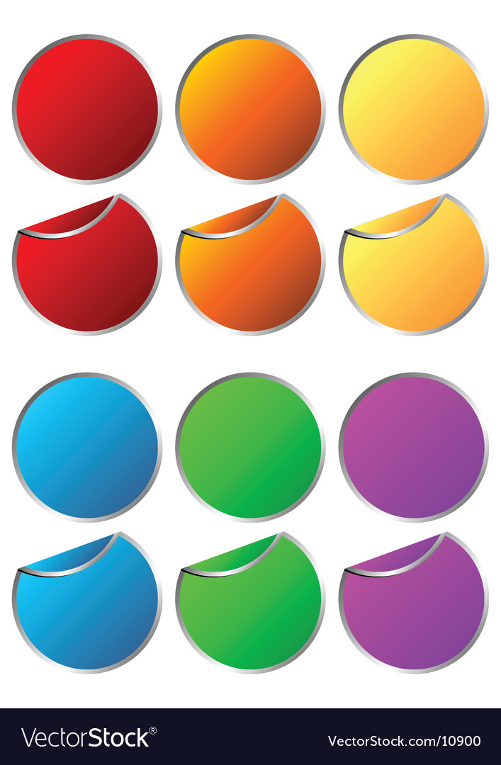 Promo stickers vector | Price: 1 Credit (USD $1)