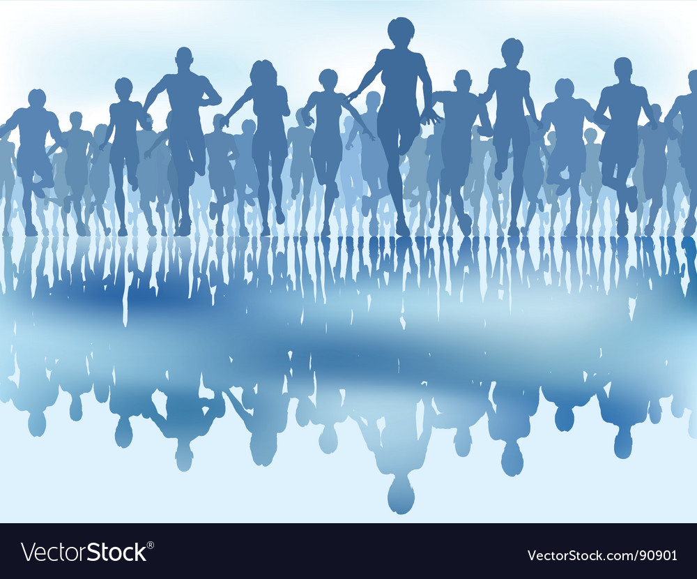 Reflected runners vector