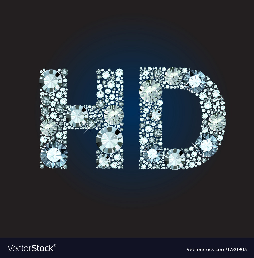 Diamond hd symbol vector   Price: 1 Credit (USD $1)