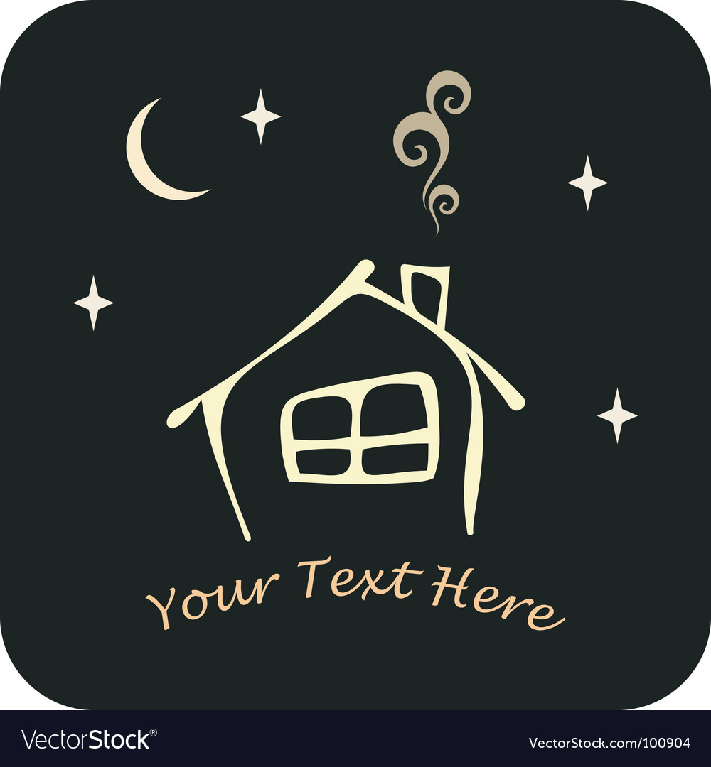 House home icon vector | Price: 1 Credit (USD $1)