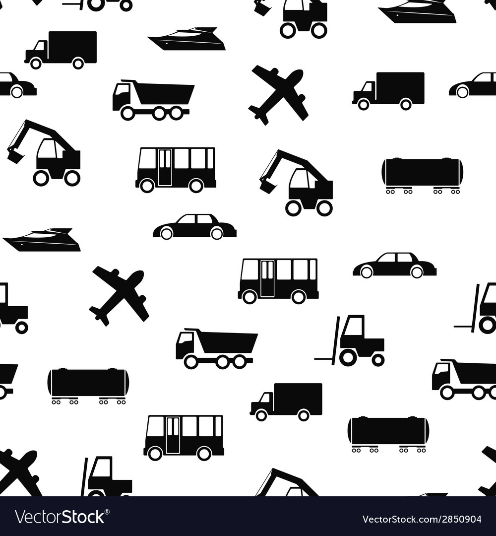 Pattern with transport vector | Price: 1 Credit (USD $1)